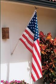 Extending Flag Pole Making A No Tangle Flag American Profile