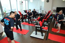 aspire55 asia u0027s first virtual retirement village strength gym