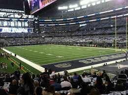Dallas Cowboys Stadium Map by At U0026t Stadium Section 126 Dallas Cowboys Rateyourseats Com