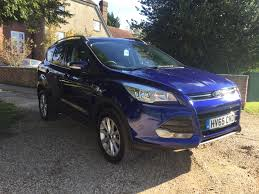 used ford kuga 2015 for sale motors co uk