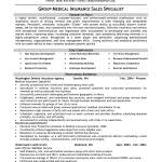 health insurance agent resume examples resume template info