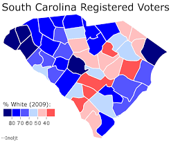 Midterm Election Map by Analyzing The 2010 Midterm Elections U2013 The South Carolina