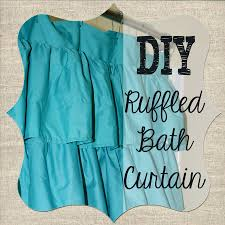 Lush Decor Ruffle Shower Curtain by Fantastic Green Ruffle Shower Curtain For Blue Ruffle Shower