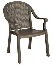 Resin Patio Furniture by Grosfillex Columbo Arm Chair Http Www Contract Furnishings Com