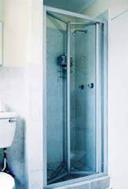 Infold Shower Door by Silhouette Infold Door U2014 Buy Silhouette Infold Door Price Photo