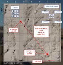 Map Distance Calculator Insurgent Artillery Calculator General Discussion Squad Forums