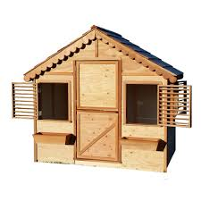 playhouse kits by the canadian playhouse factory