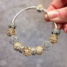 pandora link bracelet images Mixing metals with pandora jewellery swag jeweller blog jpg