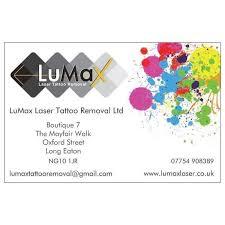 lumax laser tattoo removal ltd nottingham tattoo removal 4
