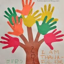 handprint and footprint thanksgiving crafts handprint