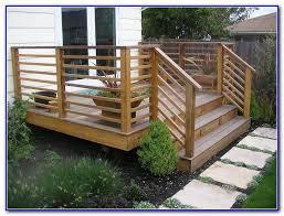 cheap deck railing ideas decks home decorating ideas qb2rvop2yr