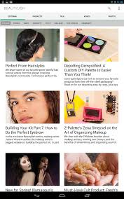 Website For Makeup Artist Beautylish Makeup Beauty Tips Android Apps On Google Play