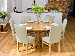 kitchen table round 6 chairs dining chair elegant round farmhouse dining table and chairs high