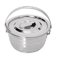 chaudron pour cuisiner sharplace marmite de cuisine ustensile cookware chaudron pour