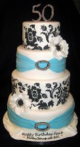 elegant 50tje birthday cake cake masterpieces pinterest