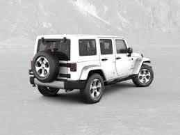 white jeep wrangler for sale ontario 2017 jeep wrangler jk wrangler unlimited 4x4 glendora ca