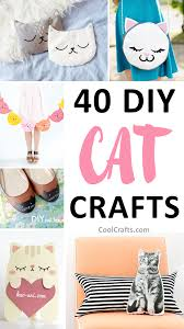 40 cutest cat crafts you can make with your kids u2022 cool crafts