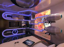 Futuristic Bedroom Design Cool Bedroom Tech Bedroom Cool Tech Stuff Futuristic Technology Hi