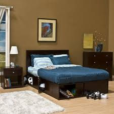 full bedroom sets costco modeno 3 piece full storage bed set