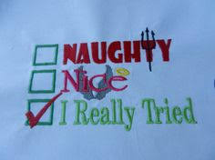 naughty santa knows you were bad funny christmas card 3 99