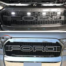 front grill ford ranger aliexpress com buy car stlying grill for ford ranger 2015