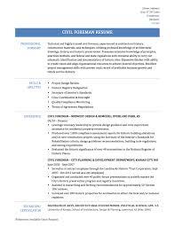Mechanical Foreman Resume Rfic Design Engineer Sample Resume Resume Cv Cover Letter