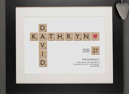 anniversary gift ideas wedding anniversary gift ideas beautiful personalised gifts for