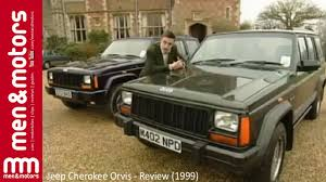 jeep cherokee ads jeep cherokee orvis review 1999 youtube