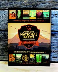 vintage cocktail posters new book celebrates 100th anniversary of national park service