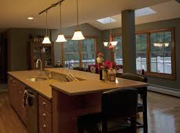 pictures of kitchen islands with sinks kitchen sink in island dansupport