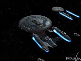 star trek excalibur this is what sto should have been star