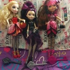 Ever After High Dolls Where To Buy Find More Ever After High Dolls Guc Apple White Raven Queen And