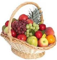 send fruit silver coin with fruits basket diwali silver