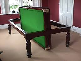 Snooker Dining Table Diners  Pool Dining Tables Est - Pool tables used as dining room tables