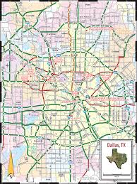 Dart Map Dallas by Dallas Map Dallas Tx U2022 Mappery