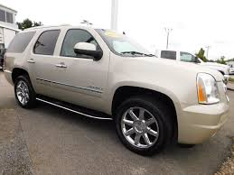 pre owned 2013 gmc yukon denali sport utility in manchester