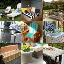 patio furniture ideas 18 diy patio furniture ideas for an outdoor oasis