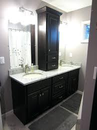 bathroom mirror cabinet home depot vanity cabinets