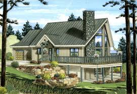 aframe house plans a frame house plan 99943