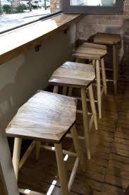adjustable outdoor bar stools furniture handmadeoden backless bar stools for amazing outdoor
