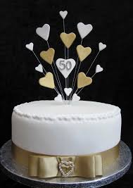50 wedding anniversary cake toppers picturesque best 10 50th