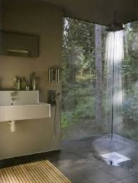 open shower bathroom design 37 amazing bathroom designs that fused with nature middle open