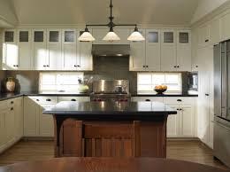 Shaker Style Kitchen Cabinets Impressive White Shaker Kitchen Cabinets Espresso Island Butlers