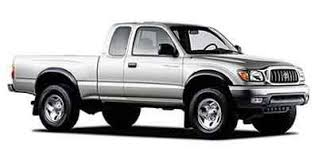 2002 toyota tacoma sr5 mpg used 2001 toyota tacoma base x cab 2wd mileage options nadaguides
