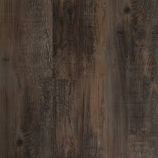 Vinyl And Laminate Flooring Shop Style Selections 1 Piece 6 In X 36 In Antique Woodland Oak