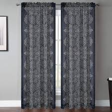 Grey And Lime Curtains Kids U0027 Curtains