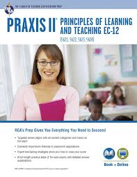 praxis principles of learning and teaching k 6 0622 5622 book and