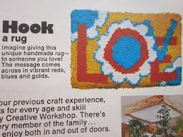 Hand Hooked Rug Kits Gold Country Girls