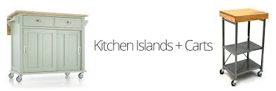 Powell Pennfield Kitchen Island Modern Kitchen Islands And Carts Home Furniture And Patio