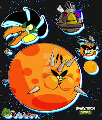 angry birds space by mangaangel on deviantart